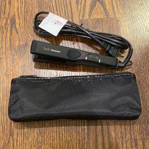 NEW Sedu Revolution Travel Flat Iron w/ pouch